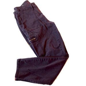 A.N.A. A New Approach Skinny Ankle zippers denim